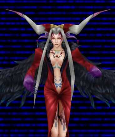 Ultimecia (1st Form)