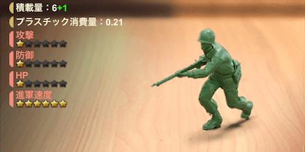 Lv1突撃兵
