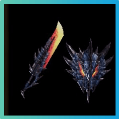 Azure Rathalos Layer Image
