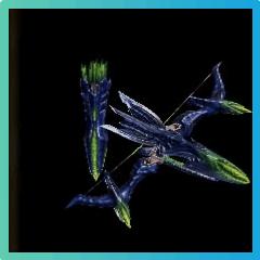 Dios Flier Bow Image