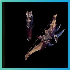 Glavenus Arrow I Bow Image