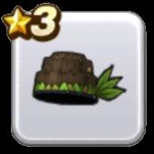木の葉の帽子画像