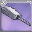 203mm連装砲Model1927T2のアイコン
