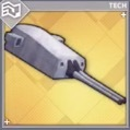 203mm連装砲Model1927T3の画像