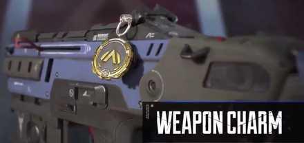 武器に装飾