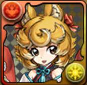 神門の狛犬姫・センリの画像