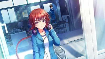 倉敷舞子【喧騒に背を向けて】の画像