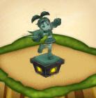 ナナホシの像