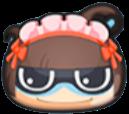 冥土野花子のアイコン