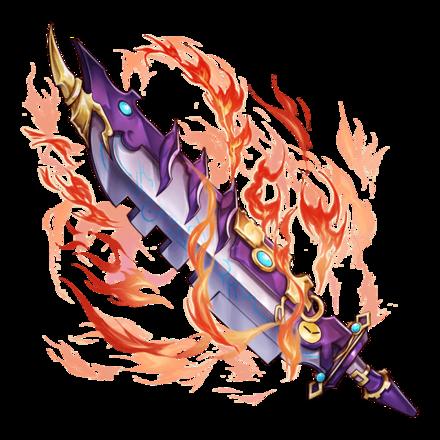 炎剣クロノブレイドⅣ