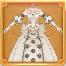 典雅な礼服の画像