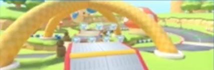 3DSキノピオサーキットXの画像