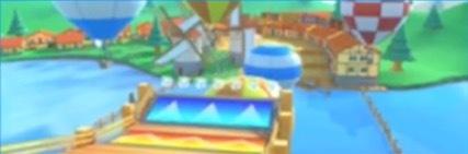 3DSデイジーヒルズXの画像