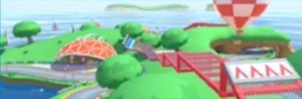 GCヨッシーサーキットXの画像