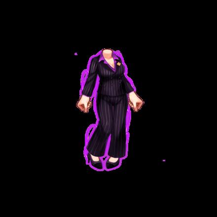 鬼形の極道スーツ