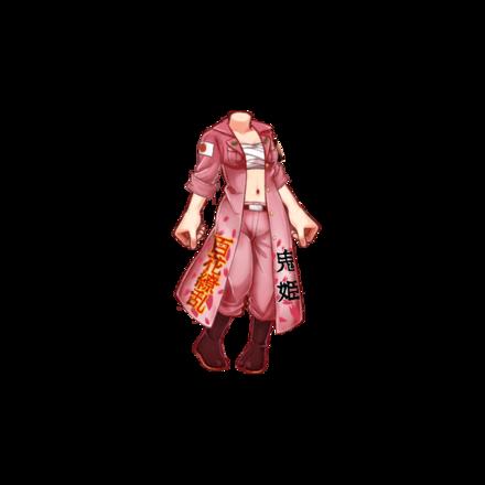篠崎の特攻服