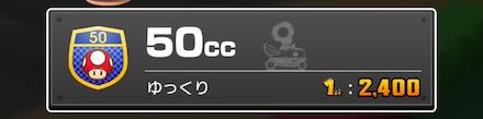 ゆっくり走る50cc