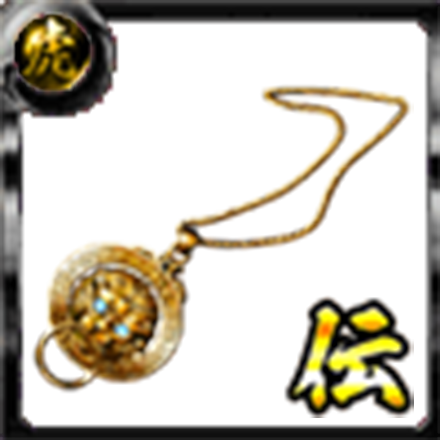 ライオネスネックレス【金】の画像