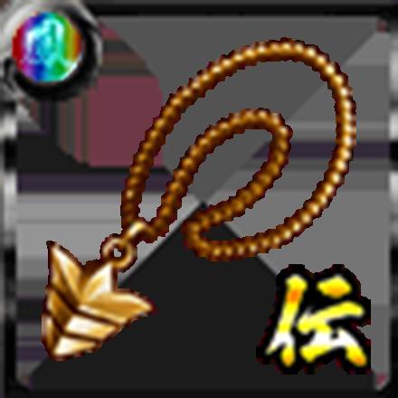 キングのネックレス【金】の画像