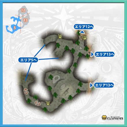 導きの地エリア5