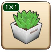 小さな鉢植え画像