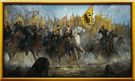 華雄との再戦の画像