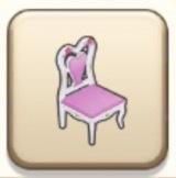 プリンセスチェア画像