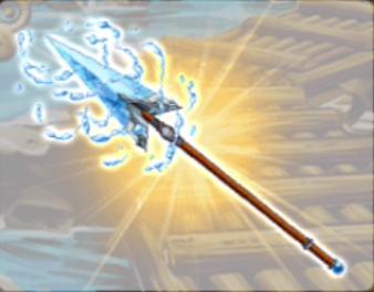【四聖】贄水槍ブロートスピアの画像