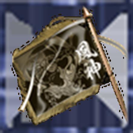 風神旗の画像