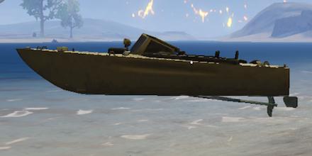 荒野行動 船