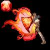 【四聖】讐炎斧・フェーデハチェットのアイコン