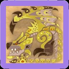 リオレイア希少種の画像