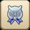 銀のりゅうおう勲章