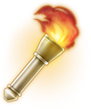 偶像の灯火のアイコン