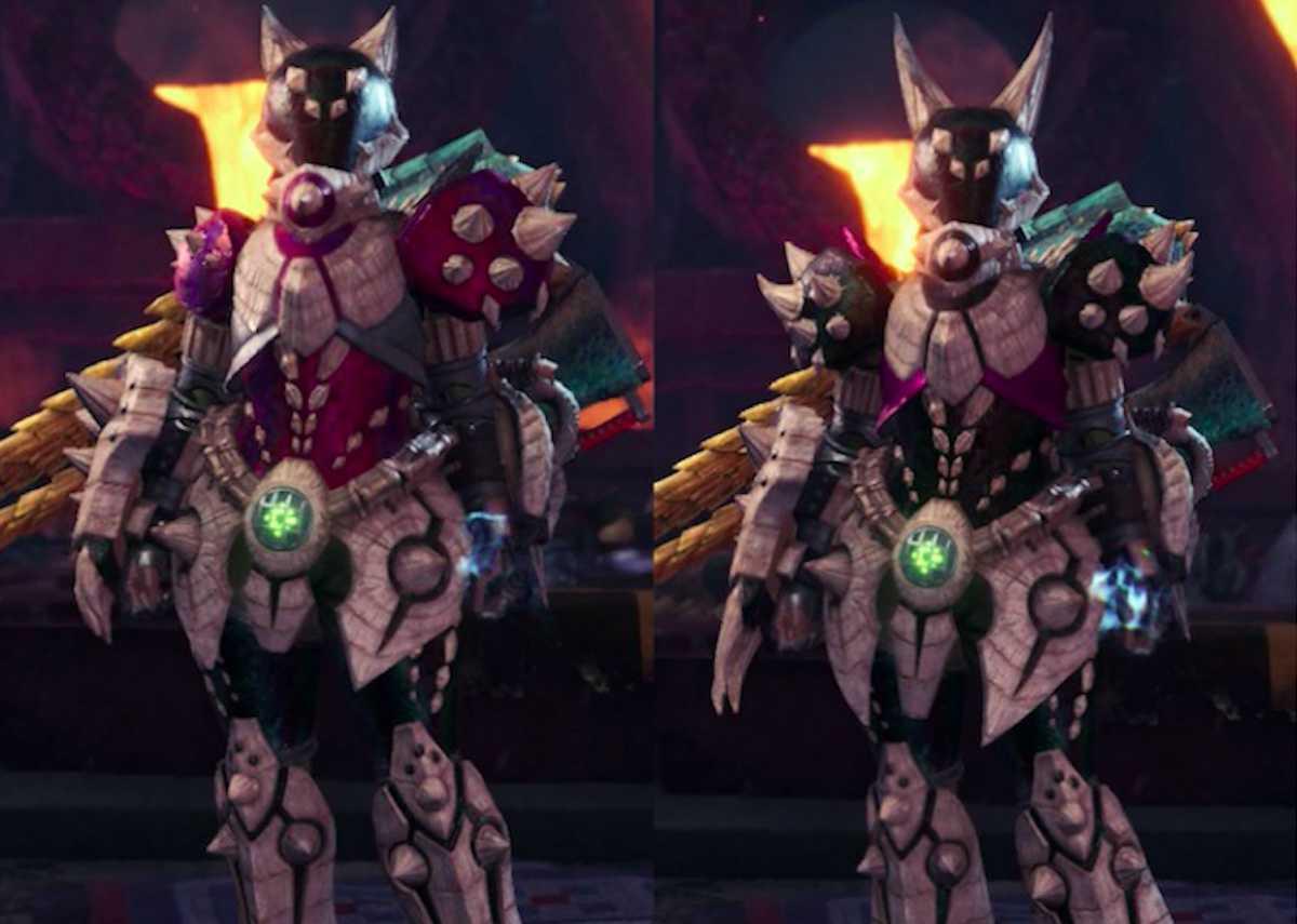 Radobaan Layered Armor