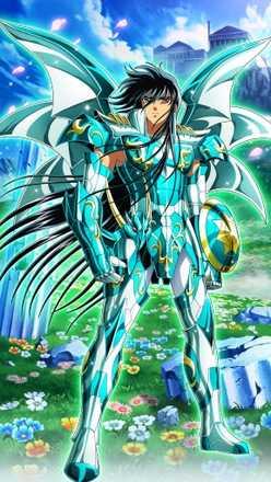 龍星座の神聖衣 紫龍(ACE)の画像
