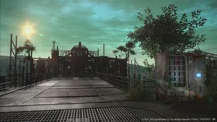 複製サレタ工場廃墟の画像