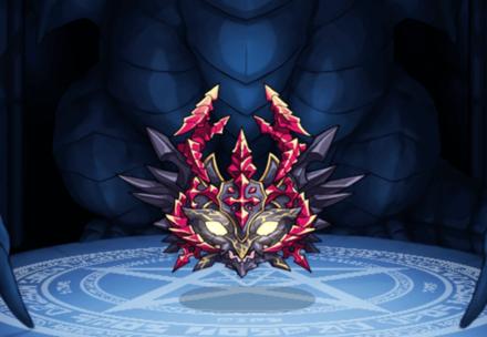 冥魔神冠ゾルヘルムΩ+の画像