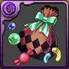 ハロウィンのお菓子袋【銅】の画像