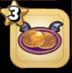 ハロウィンパンケーキ