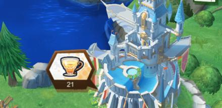聖城のはちみつドリンク
