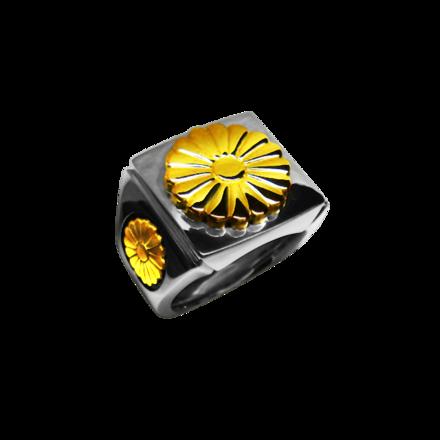菊紋の指輪【金】