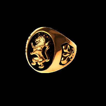 獅子王の指輪【金】