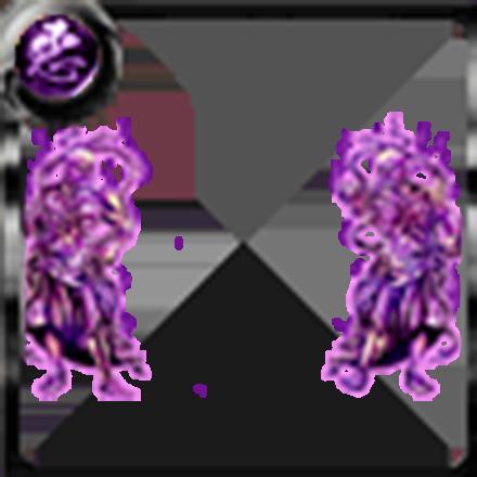 【伝】守護神【紫】のアイコン