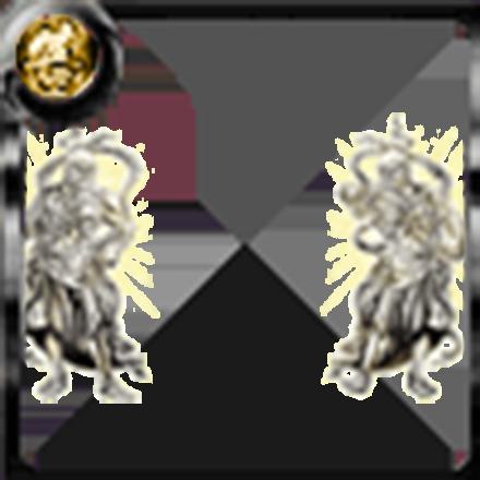 【伝】守護神【白】のアイコン