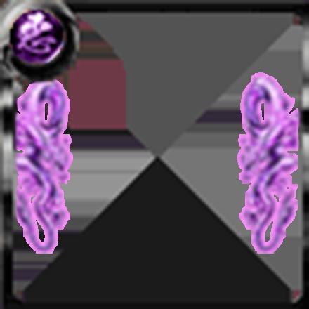 【伝】双龍【紫】のアイコン