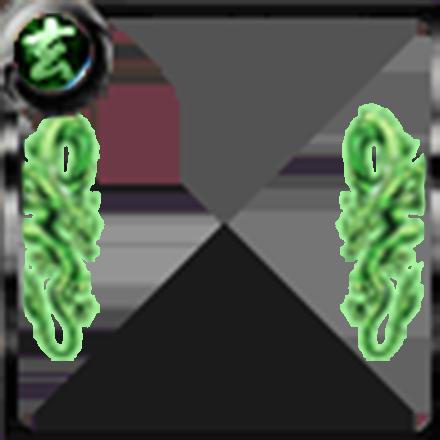 【伝】双龍【緑】のアイコン