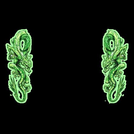 【伝】双龍【緑】