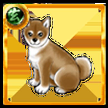 柴犬のアイコン