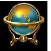 地球儀画像
